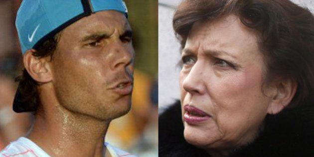 Rafael Nadal a déposé sa plainte contre Roselyne Bachelot, qui l'avait accusé de