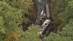 Le bilan définitif de l'accident s'élève à 43