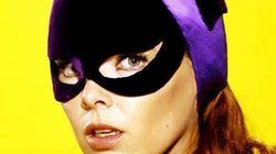 L'actrice qui jouait Batgirl est