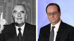 Avant Hollande, Pompidou avait renoncé à changer la