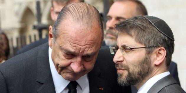 Grand rabbin de France : Haïm Korsia élu pour sept