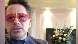 Le conseil de Robert Downey Jr aux jeunes