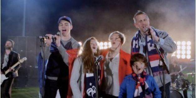 VIDÉO. Le clip de Skip The Use pour les Bleus à l'Euro 2016 dévoilé (et Pogba joue de la