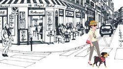 Paris je t'aime mais je te