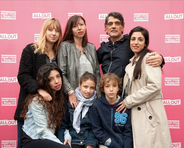 Voilà les familles que la Manif pour tous veut