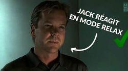VIDÉO. Journée mondiale de la sécurité et de la santé au travail: les conseils de Jack Bauer pour gérer le