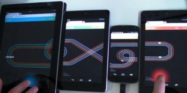 Google travaillerait à un système pour connecter vos écrans entre