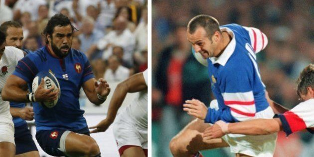 INFOGRAPHIE. Liste du XV de France: le Bleu type du Mondial 2015 comparé à celui de
