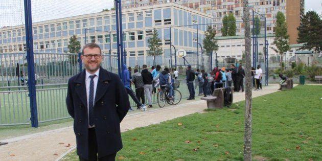 Dix ans après les émeutes des banlieues, visite des lieux qui font Clichy-sous-Bois avec son