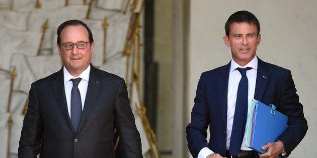 François Hollande fait sa rentrée 2015: crise agricole, climat, migrants et