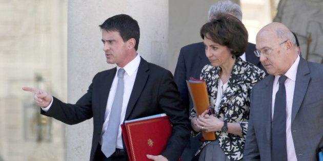 Plan d'économies: 250.000 emplois menacés selon la rapporteure du Budget Valérie