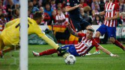 Regardez le but d'Atlético Madrid-Bayern
