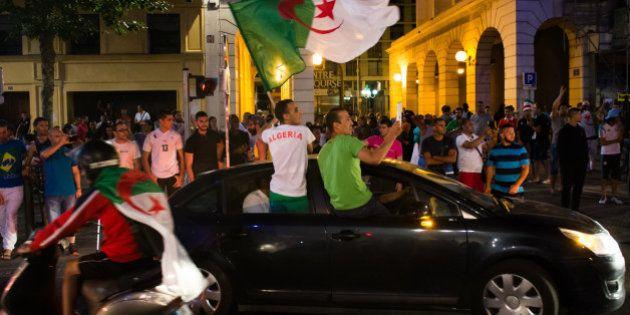 Victoire de l'Algérie à la Coupe du monde : comment l'extrême droite française a surfé sur les