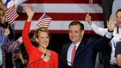 Ted Cruz choisit Carly Fiorina en colistière pour contrer