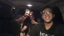 Il raccompagne des inconnus pour lutter contre l'alcool au volant, en mémoire d'un chauffard