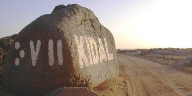 Mali: le camp de l'ONU à Kidal attaqué à la roquette, un Casque bleu