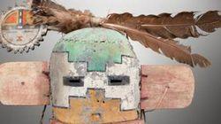 La vente aux enchères des masques Hopi doit être suspendue car ils sont