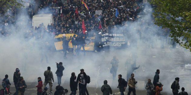 Mobilisation contrastée pour la manifestation du jeudi 28 avril contre la loi