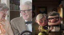 Cet adorable couple fête ses 60 ans de mariage en parodiant