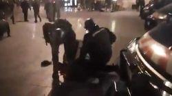 Gardes à vue, violences, voitures incendiées... fin de soirée tendue à Nuit