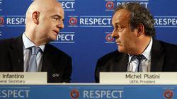 L'UEFA a trouvé un remplaçant à Platini s'il ne peut pas se