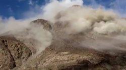 Les impressionnantes premières images du séisme au