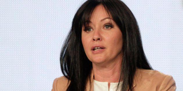 Shannen Doherty souffre d'un cancer du sein et attaque son