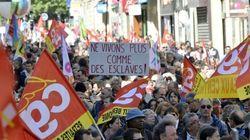 84.000 manifestants dans les rues pour le 1er