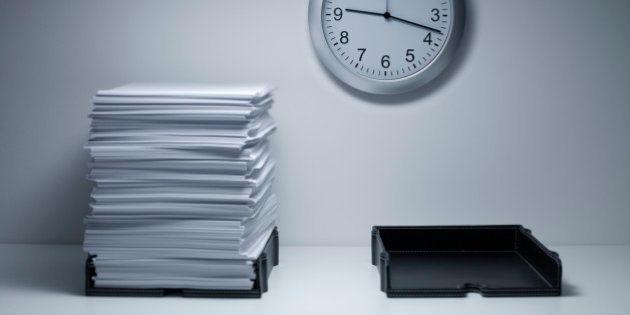 Temps de travail: le rapport qui accable les