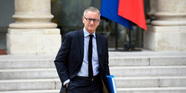 André Vallini, secrétaire d'État à la francophonie, juge