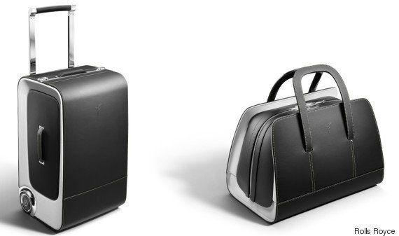 PHOTOS. Une Rolls-Royce à moins de 30.000 euros? Oui, mais c'est une valise, pas une