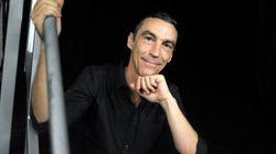 Hubert Mounier alias Cleet Boris, leader du groupe L'affaire Louis Trio, est