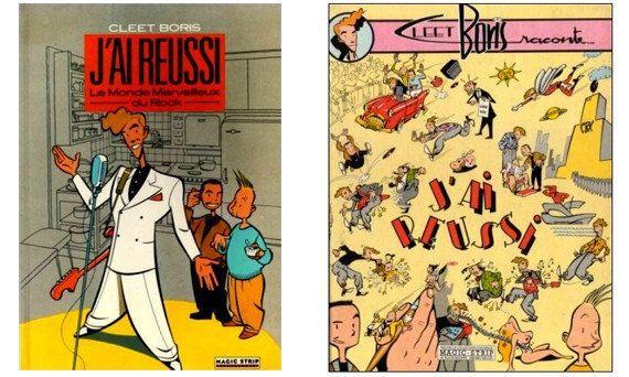 Mort d'Hubert Mounier, alias Cleet Boris: le leader de L'affaire Louis Trio voulait surtout être.. auteur...