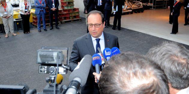 COP21: François Hollande juge que l'absence d'accord