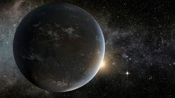Trois planètes