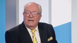 Pour Jean-Marie Le Pen, sa fille pratique une