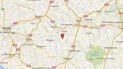 Un séisme de magnitude 4,2 enregistré près de Chinon, en