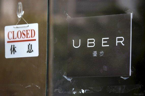 Uber : 9 pays qui refusent de laisser le volant à la