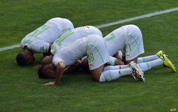 Coupe du monde 2014: l'Algérie face à l'épreuve du ramadan en cas de qualification pour les