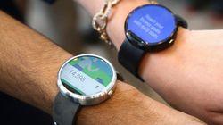 Android se décline en montres, voitures et
