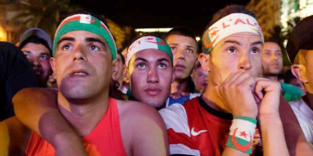Coupe du monde 2014 : Algérie - Russie, un match historique pour les Fennecs, les grandes villes françaises...