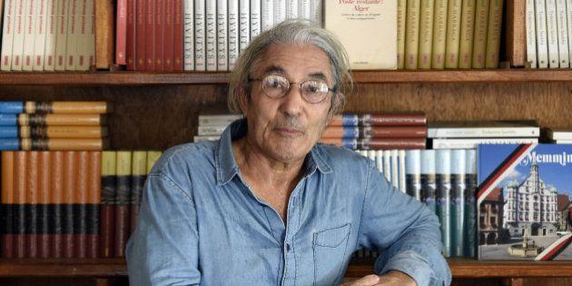 Boualem Sansal, favori éjecté des finalistes du prix