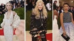 PHOTOS. Les plus belles robes du Met gala