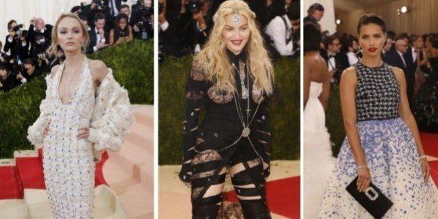 PHOTOS. Les plus belles robes du Met gala