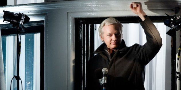 Julian Assange, futur mannequin à la Fashion