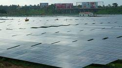 Un aéroport international indien alimenté à 100% par énergie