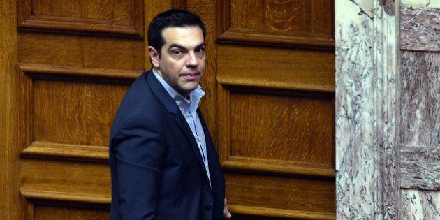 Alexis Tsipras propose des élections anticipées le 20