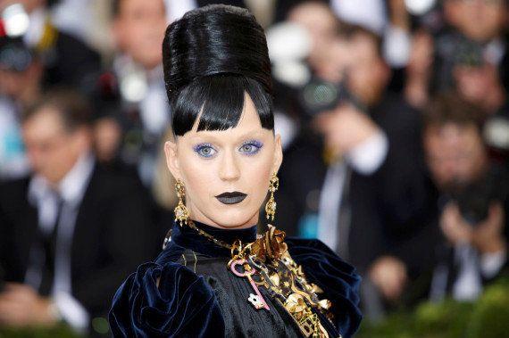 L'accessoire de couple de Katy Perry et Orlando Bloom au Met gala