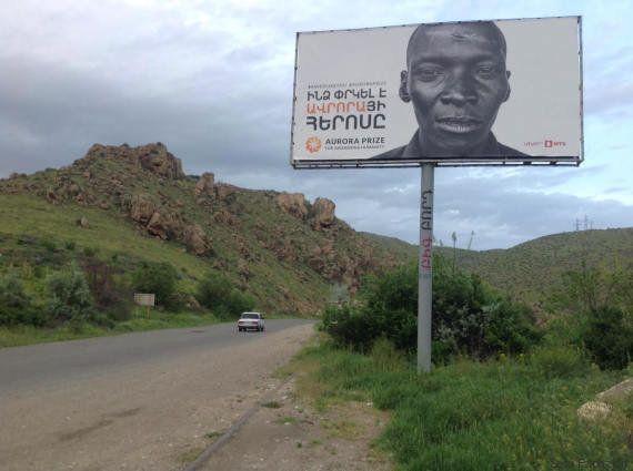 De l'Arménie au Burundi, la solidarité contre les