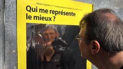 L'affiche électorale